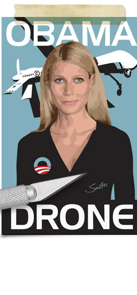 Paltrow Drone